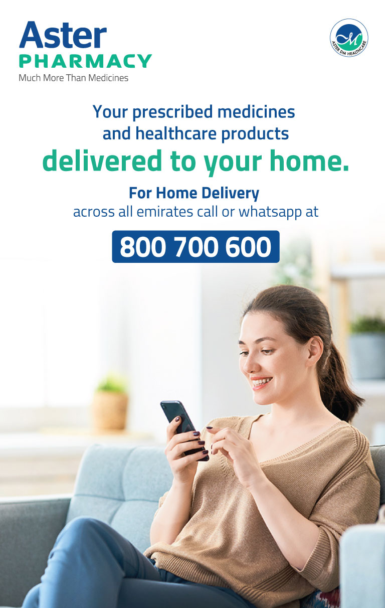 Aster Home Delivery