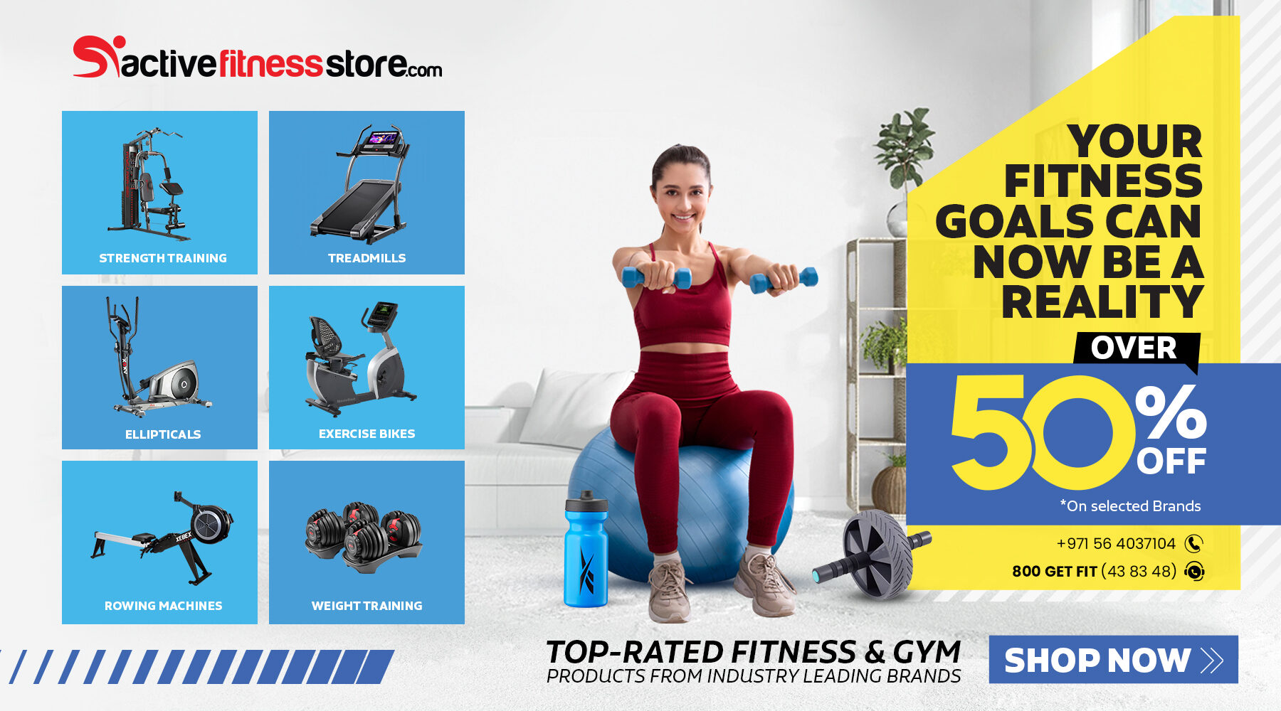 ACTIVE FITNESS STORE